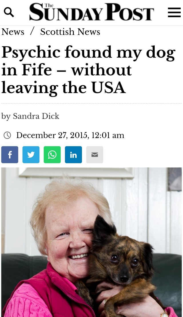 Dana Fife Headline